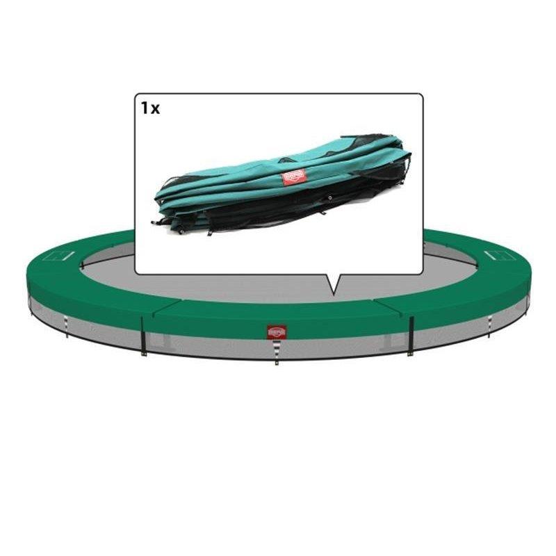berg trampolin schutzrand champion inground 430 cm ersatzteil. Black Bedroom Furniture Sets. Home Design Ideas
