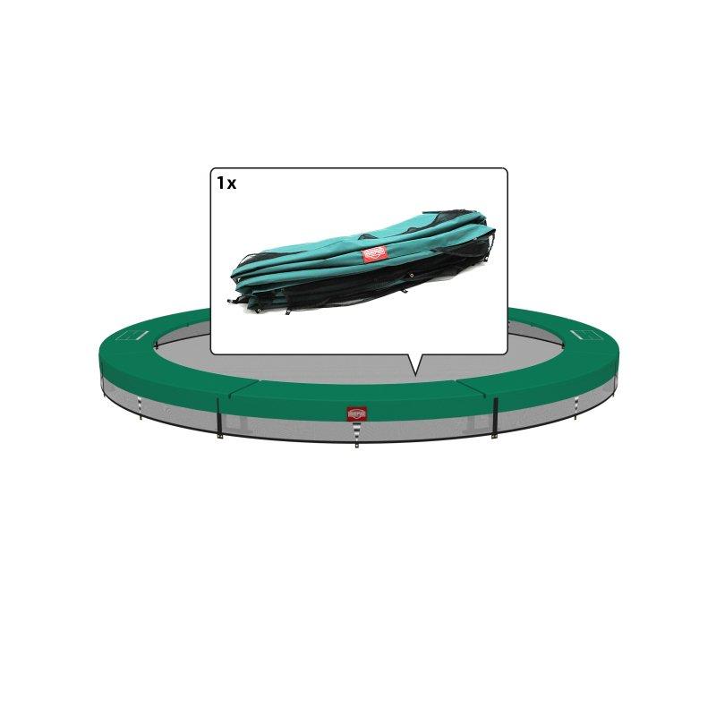 berg trampolin schutzrand champion inground 380 cm ersatzteil berg tr. Black Bedroom Furniture Sets. Home Design Ideas