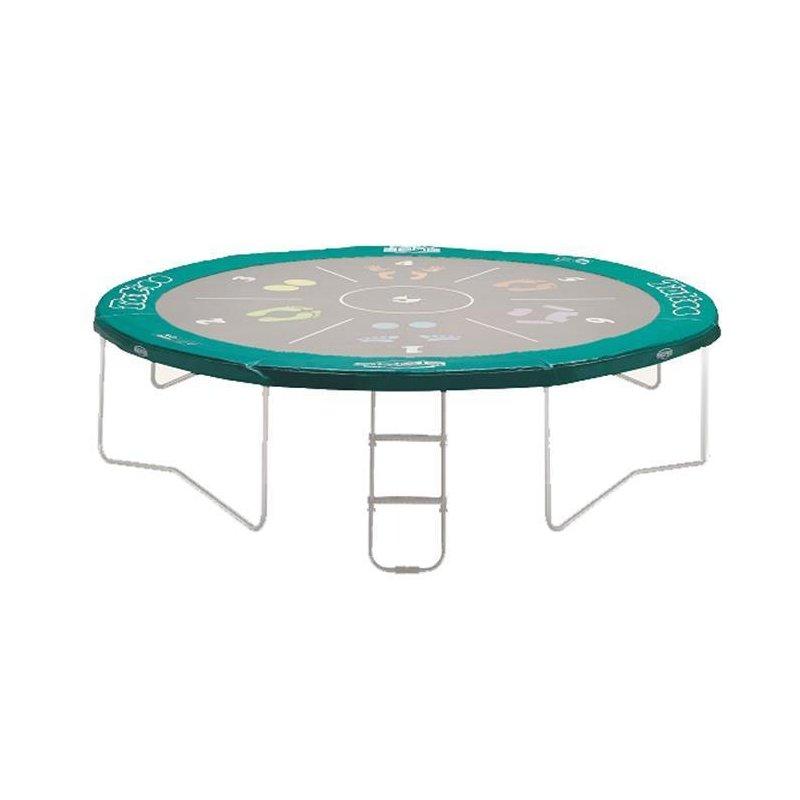 berg trampolin schutzrand champion 430 cm tattoo ersatzteil. Black Bedroom Furniture Sets. Home Design Ideas