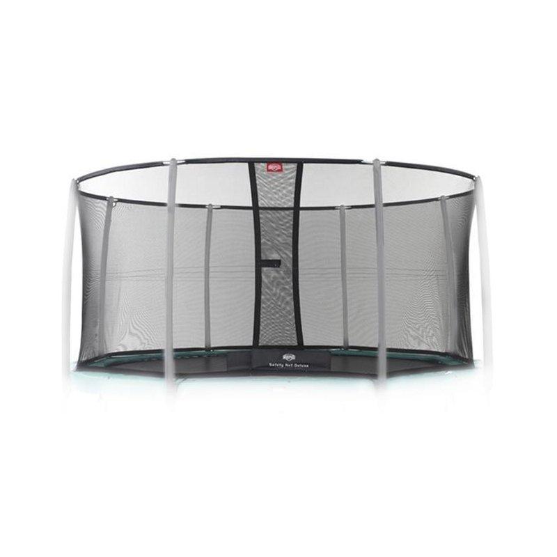 berg trampolin sicherheitsnetz deluxe 430 cm einzeln oh stangen ersat. Black Bedroom Furniture Sets. Home Design Ideas