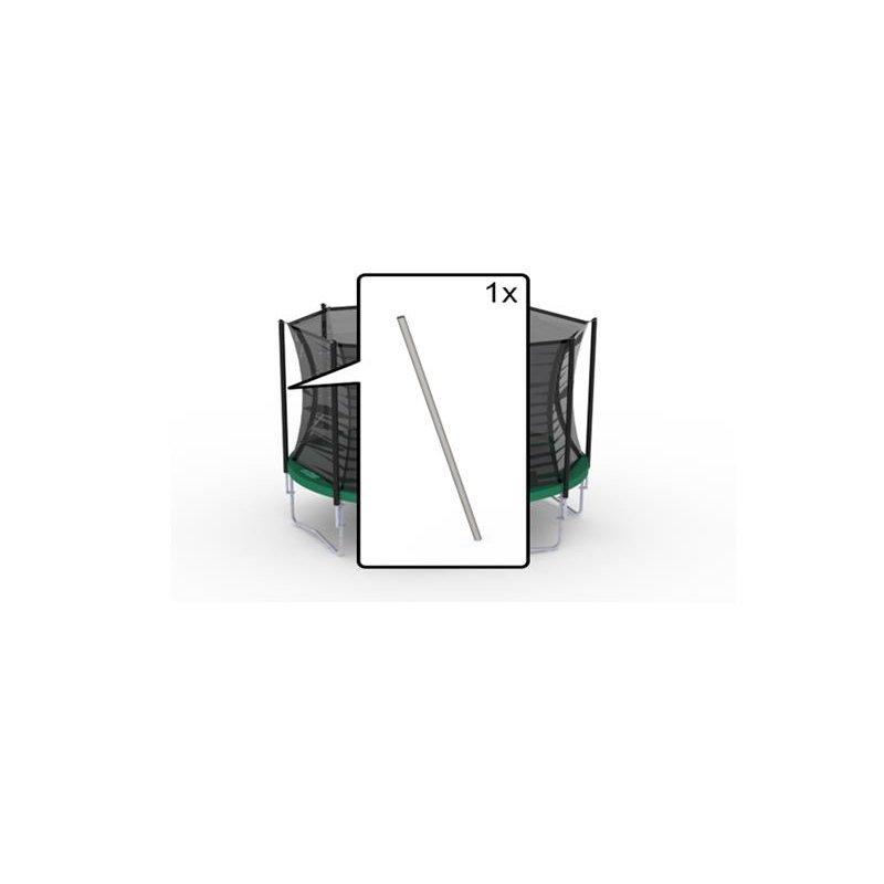 berg trampolin obere stange 1x f r sicherheitsnetz. Black Bedroom Furniture Sets. Home Design Ideas