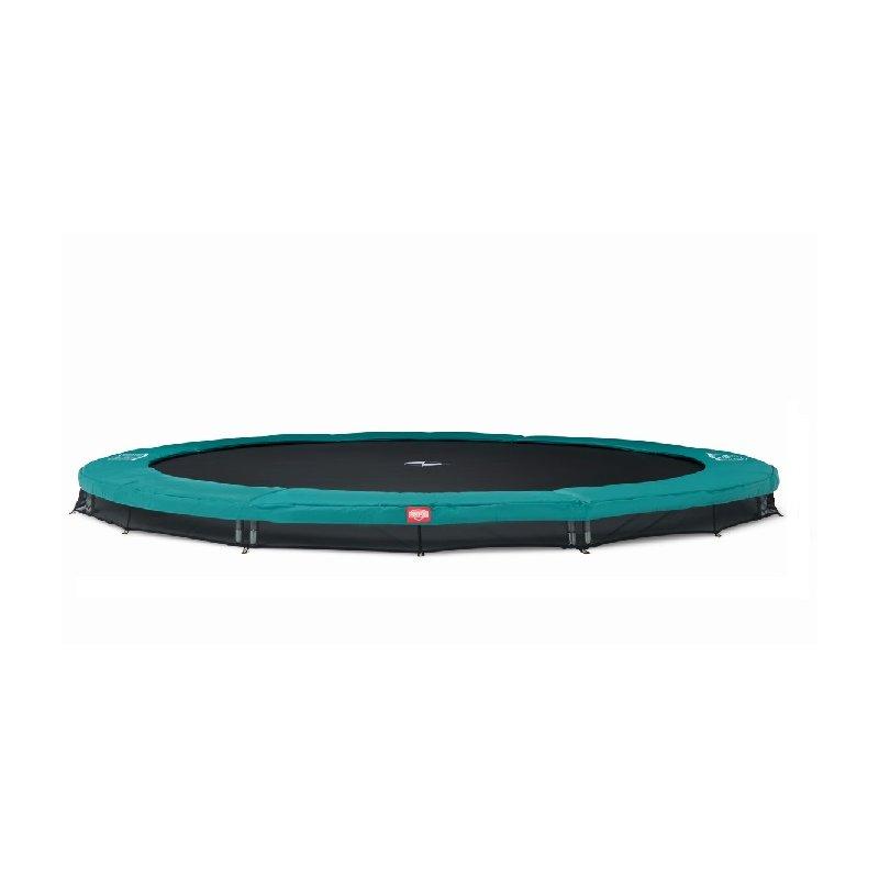 berg trampolin champion sports inground 430 cm gr n 35 4. Black Bedroom Furniture Sets. Home Design Ideas