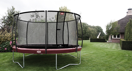 gartentrampolin kaufen gartentrampolin salta premium springwunder im edlen trampolin f r den. Black Bedroom Furniture Sets. Home Design Ideas
