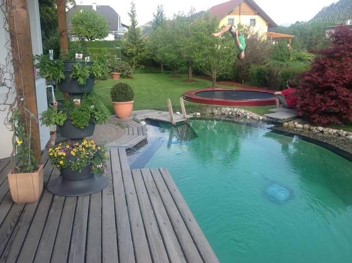 Jetzt schon mal den garten planen trampolin profide blog for Garten planen mit sonnenmarkise für balkon