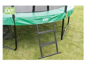 sicheres Trampolinzubehör kaufen auf trampolin-profi.de - hier Leiter