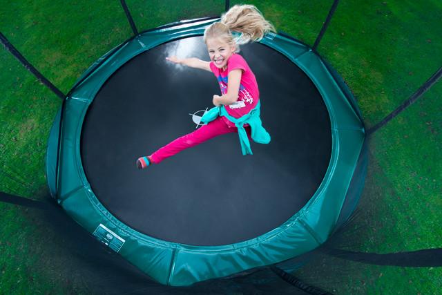 Fitness Vorsatz - Trampolin Beratung bei trampolin-profi.de