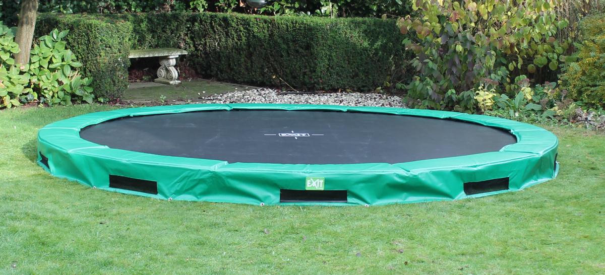 Trampolin im Winter und Herbst genießen mit trampolin-profi.de