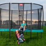 Trampoline rechteckig kaufen bei trampolin-profi.de