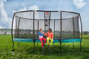 Trampolin Formen - Trampolin oval kaufen auf trampolin-profi.de