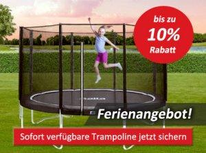 TRAMPOLIN FERIENANGEBOT - trampolin-profi.de