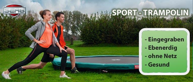 Trampolin Sport ist auch für Männer - Beratung bei trampolin-profi.de
