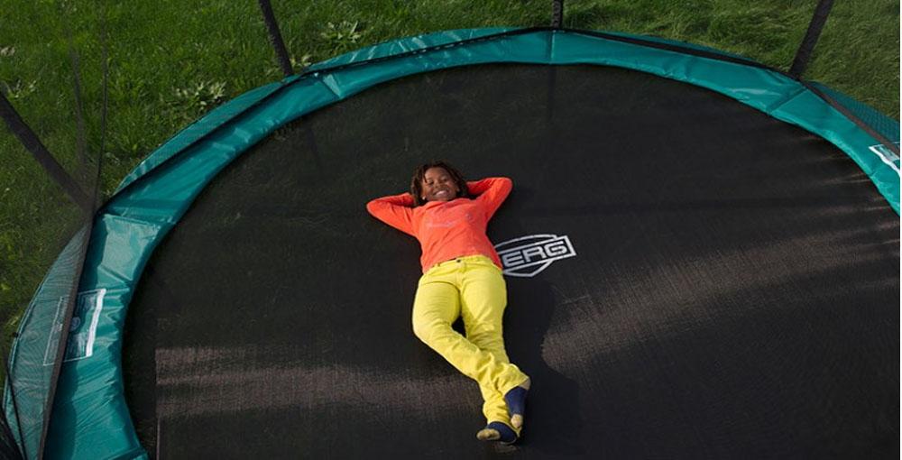 BERG Trampolin Testbericht - bei trampolin-profi.de Ratgeber