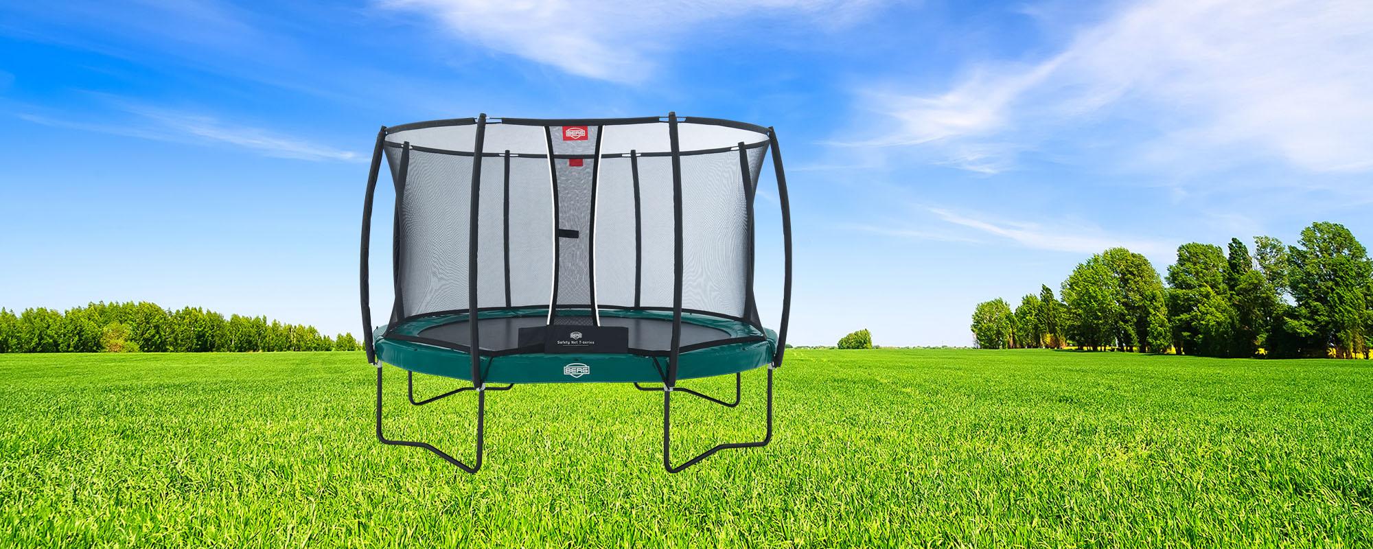Berg Trampolin Belastbarkeit - Technik Ratgeber trampolin-profi.de