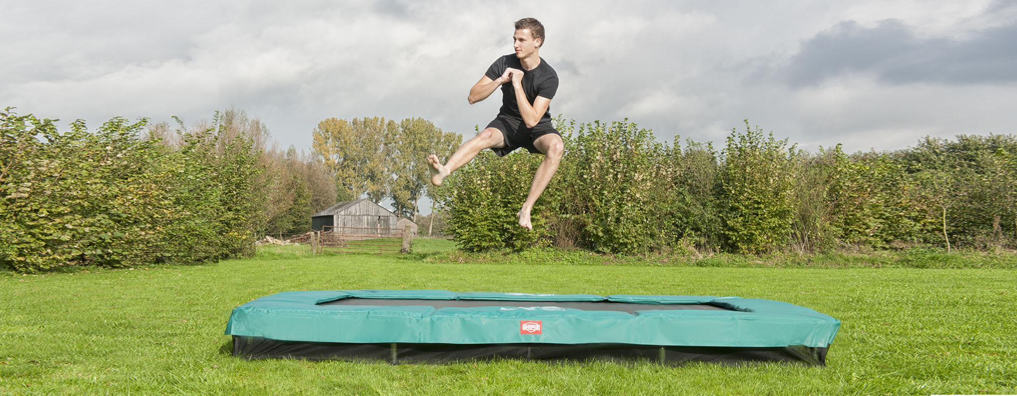 Trampolin Sport ist auch für Männer - trampolin-profi.de
