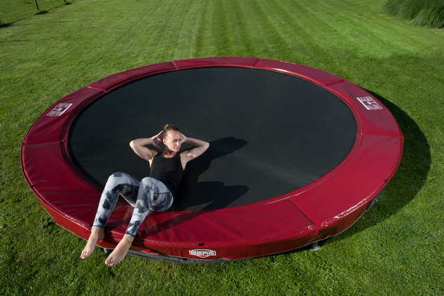 Trampolin Schutzrand von BERG ist UV-geschützt - trampolin-profi.de