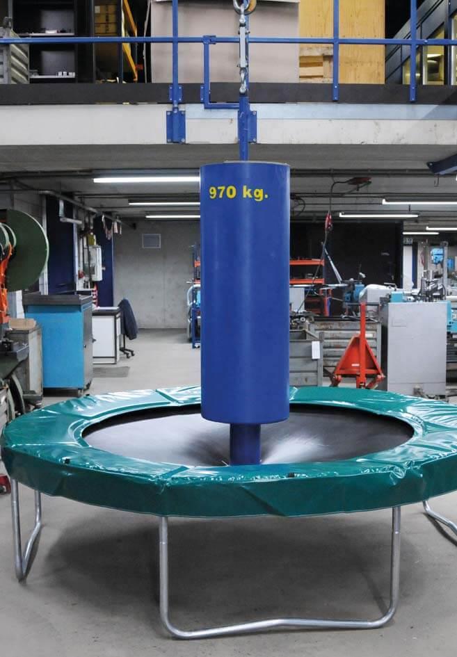 BERG Testlabor - hochwertige Qualität kaufen auf trampolin-profi.de