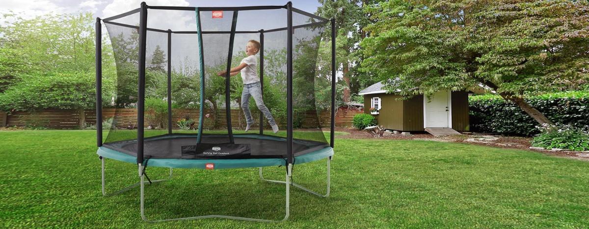 berg trampoline test qualit t kinder preis leistung. Black Bedroom Furniture Sets. Home Design Ideas