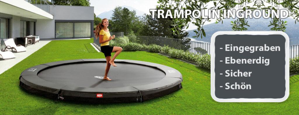 Trampolin Training - effektiv - ganze Familie - günstig - trampolin-profi.de
