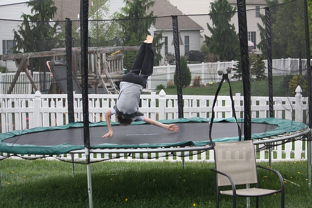 Trampolin testsieger berg trampoline bringen spa - Gartentrampolin stiftung warentest ...