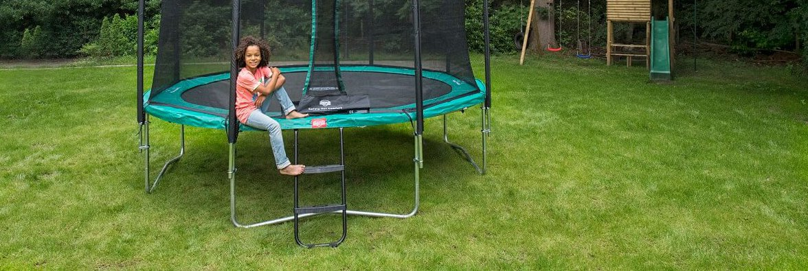 trampolin kinder test hochwertig einkaufen berg toys exit toys. Black Bedroom Furniture Sets. Home Design Ideas