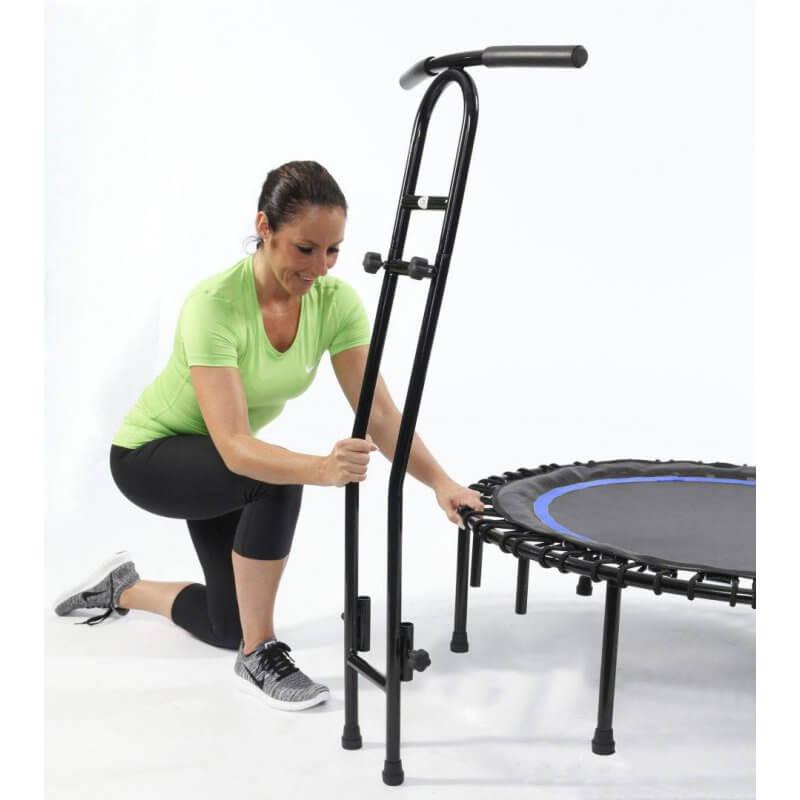 joka fit fitnesstrampolin fitness minitrampolin zum top. Black Bedroom Furniture Sets. Home Design Ideas