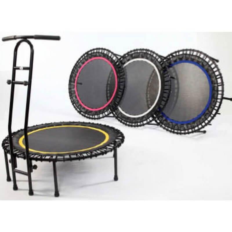 trampolin f r kinderzimmer dekoration bild idee. Black Bedroom Furniture Sets. Home Design Ideas