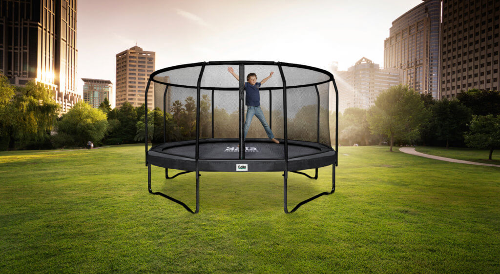 salta trampoline neu bei trampolin zum bestpreis. Black Bedroom Furniture Sets. Home Design Ideas