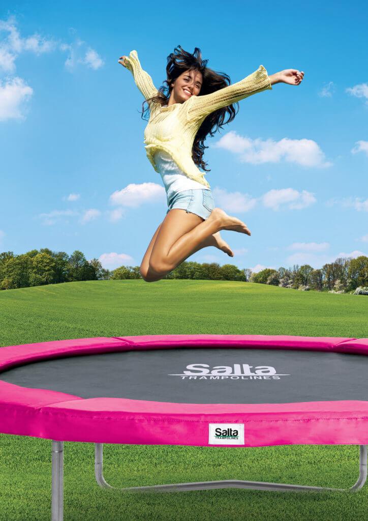 salta trampoline neu bei trampolin zum bestpreis. Black Bedroom Furniture Sets. Home Design Ideas