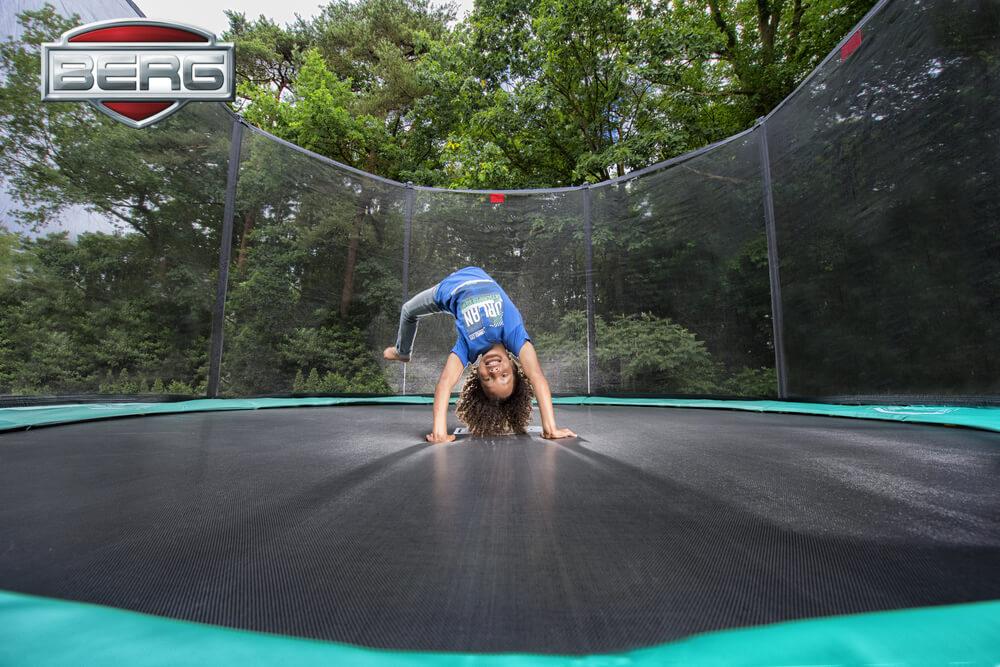 Trampolin vom Osterhasen - hier BERG Trampoline - günstig kaufen auf trampolin-profi.de