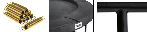 Salta Premium Black Edition Trampoline bei Trampolin-Profi.de günstig online shoppen