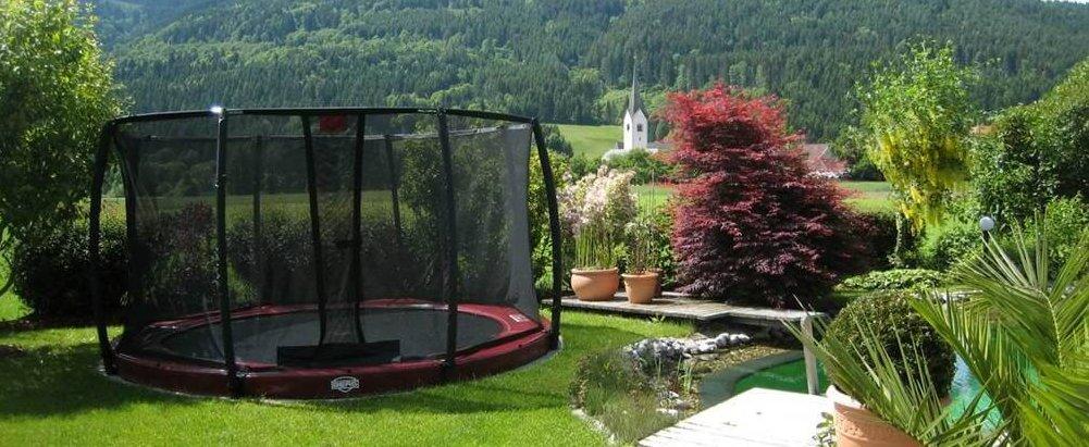 Trampolin Set günstig kaufen bei trampolin-profi.de