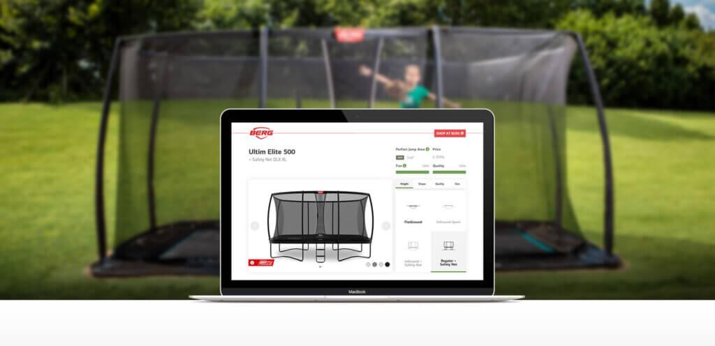TRAMPOLIN FINDER - jetzt das optimale Trampolin kaufen auf trampolin-profi.de