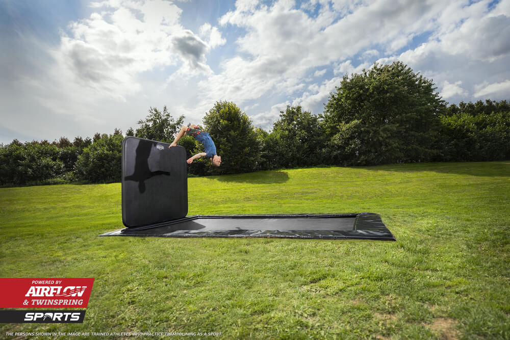 BERG Ultim Elite FlatGround - Beratung trampolin-profi.de
