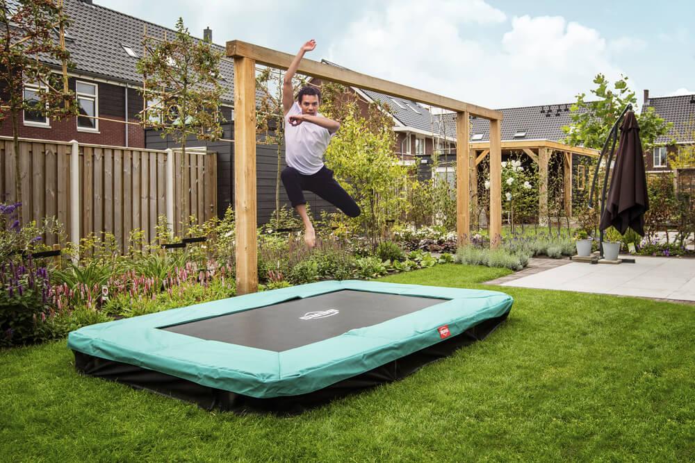 Trampolin Sport von zu Hause aus - gute Gründe für ein Trampolin - trampolin-profi.de