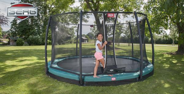 Siegel Bewegte Innovation für BERG Champion und InGround Champion - trampolin-profi.de Ratgeber