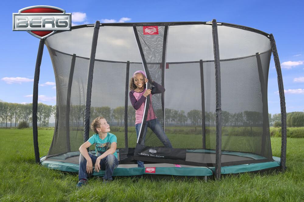 Trampolin Abbau - Tipps von trampolin-profi.de