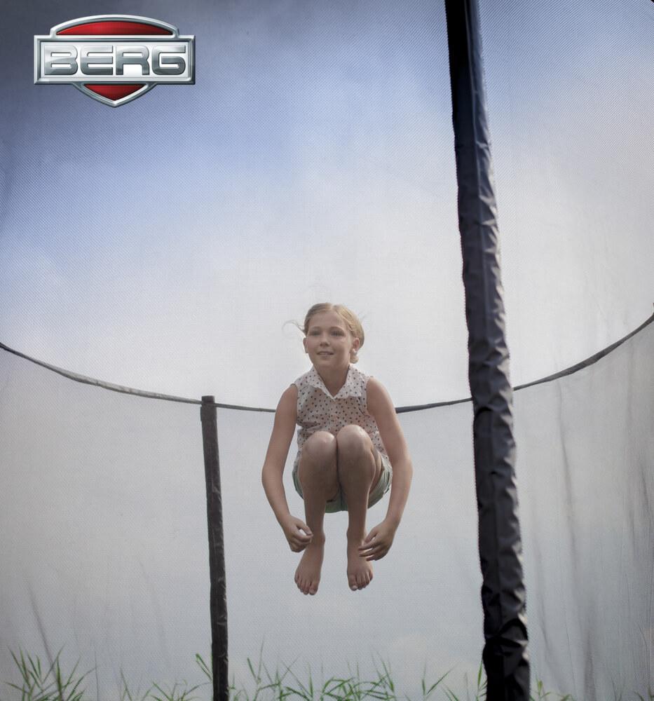 Trampolin macht Kinder sportlich - Ratgeber zum Kauf bei trampolin-profi.de