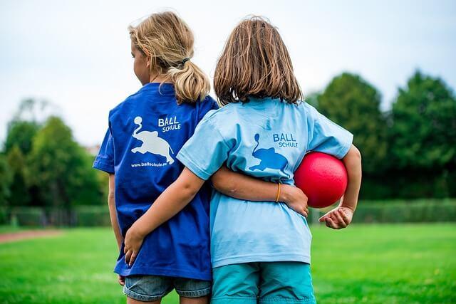 Trampolin macht Kinder sportlich - trampolin-profi.de - Ratgeber