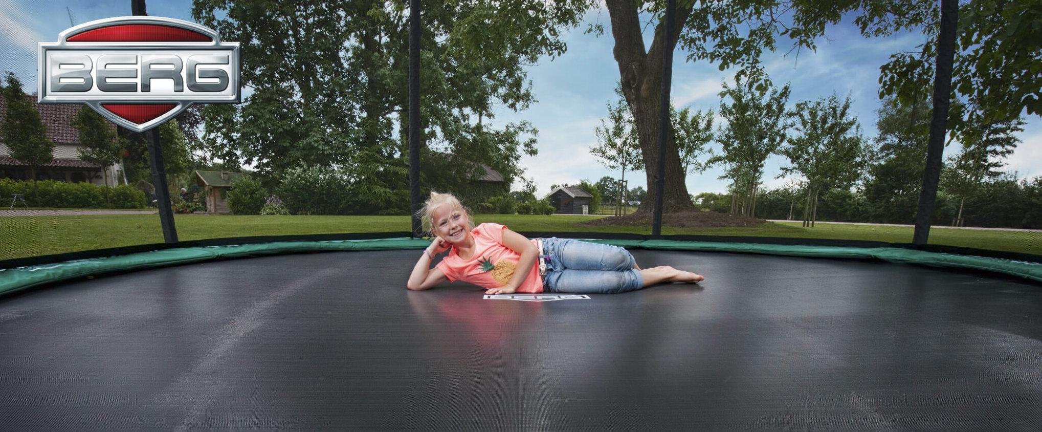 Trampolin Sprungtuch reinigen - Tipps von trampolin-profi.de