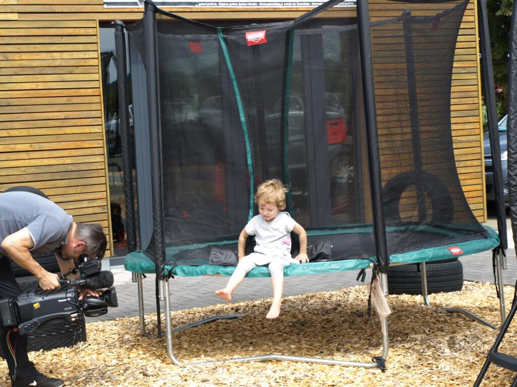 ZDF Morgenmagazin bei trampolin-profi.de