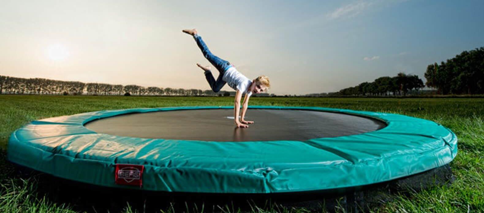 Alles zur Trampolin Sicherheit - trampolin-profi.de Ratgeber