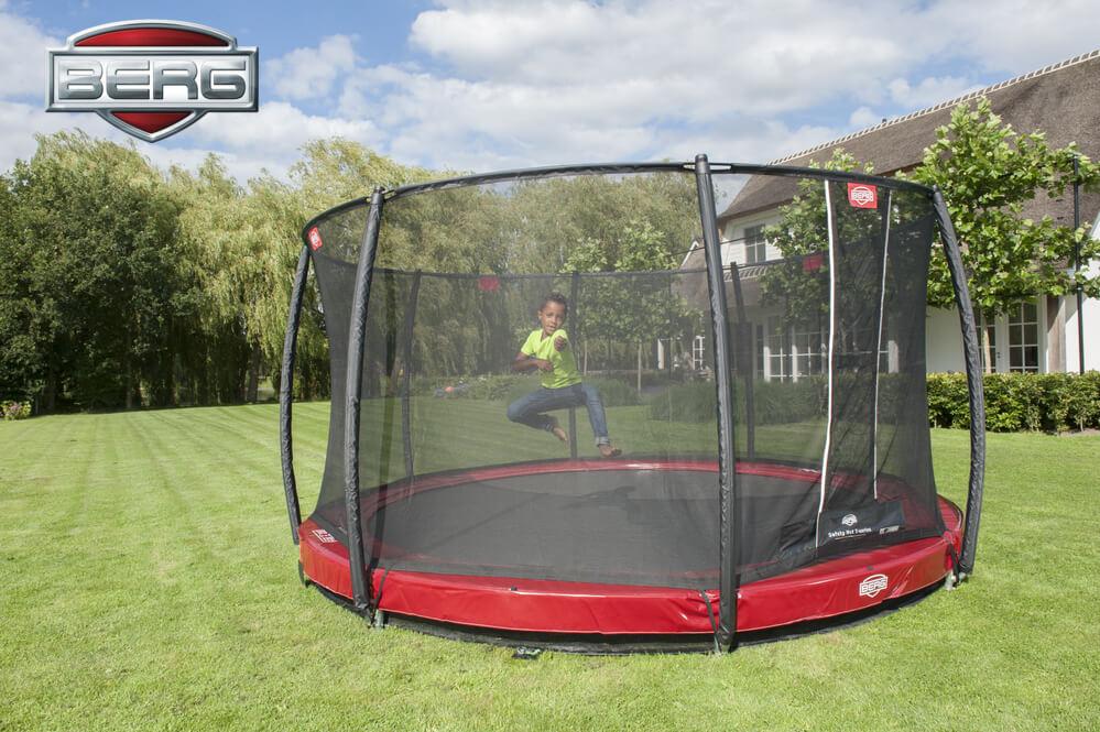 Familiengarten planen - Ratgeber trampolin-profi.de