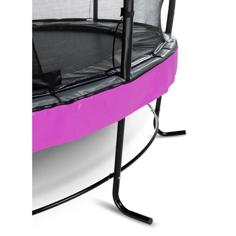 Attraktives, galvanisiertes Trampolin-Gestell - EXIT Trampolin bei trampolin-profi.de