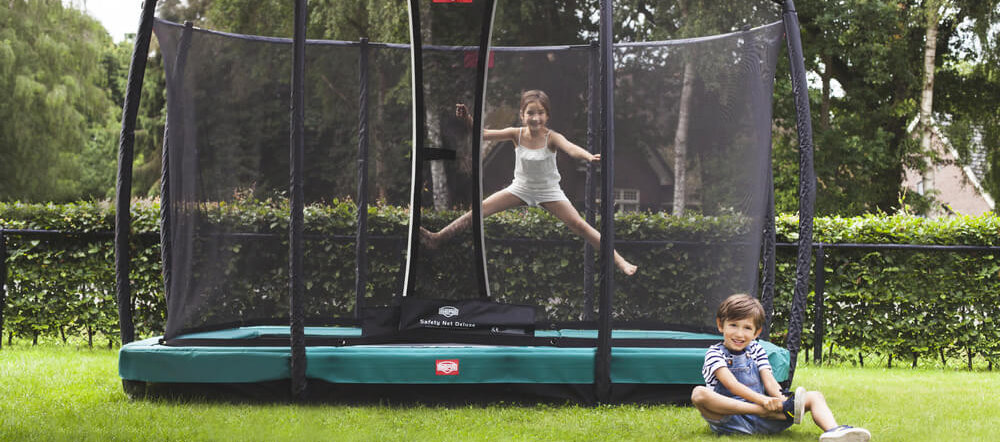 Frühling 2018: unsere Trampolinausstellung hat wieder geöffnet! - trampolin-profi.de