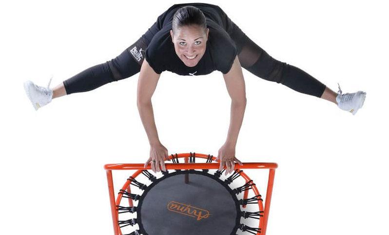 AVYNA AVYFIT: Jumping Fitness für Zuhause - Neuheit bei trampolin-profi.de