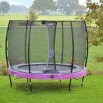 EXIT Elegant/Elegant Premium Trampoline: der Unterschied - trampolin-profi.de