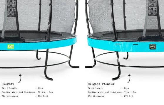 EXIT Toys Elegant Trampolin – leave the room! - trampolin-profi.de