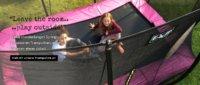 EXIT Toys Elegant Trampolin – leave the room! - trampolin-profi.de Neuheit 2018