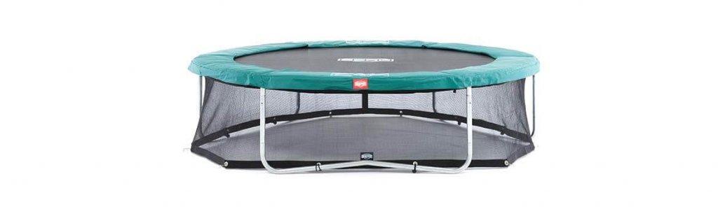 Rahmennetz = sicheres Trampolinzubehör - trampolin-profi.de
