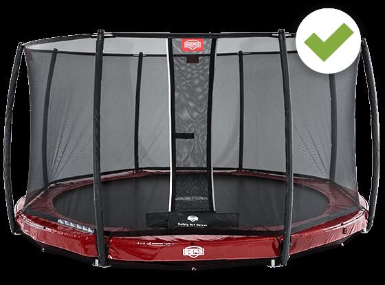BERG Safety Net Deluxe - Angebote auf trampolin-profi.de